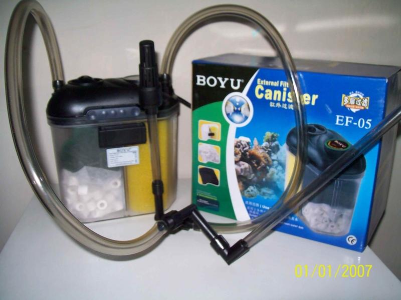 Ricardo acesorios acuario peru filtro externo tipo for Filtro acuario marino