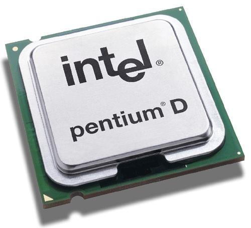 Intel Pentium D, LGA 775