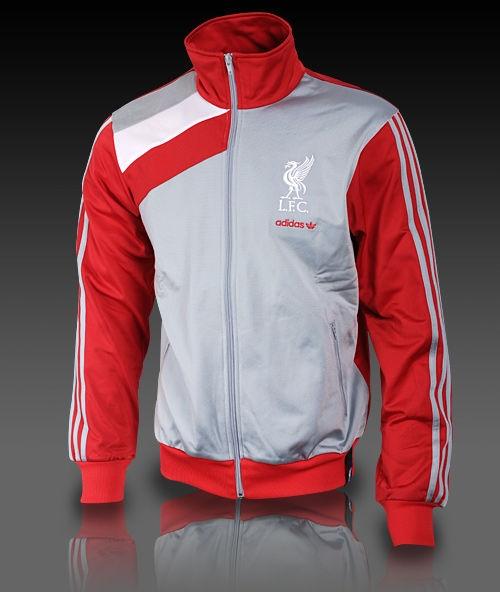 Chaquetas » chaqueta adidas retro liverpool 5e053bb7410a8