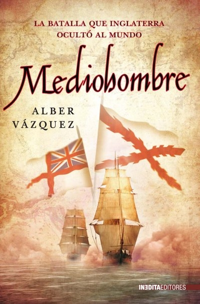 MEDIOHOMBRE, Alber Vázquez