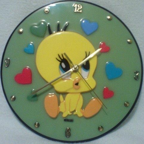 Productos expr salo relojes de pared infantiles reloj de - Hacer un reloj de pared ...