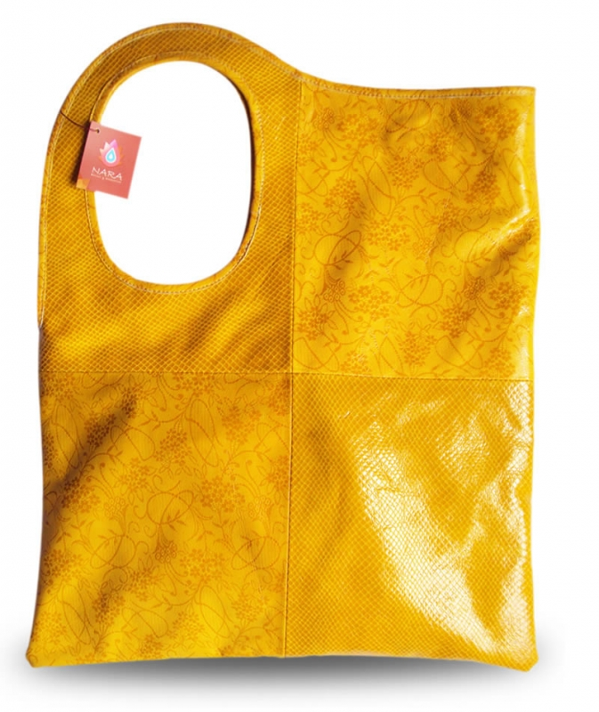 Bolsos de hombro de cuero vintage