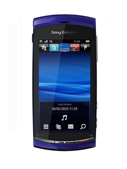 sony ericsson vivaz u5a. Sony Ericsson Vivaz™.
