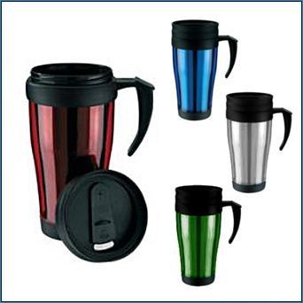 Fashion shop tazas tazas termicas varios colores - Taza termica para cafe ...