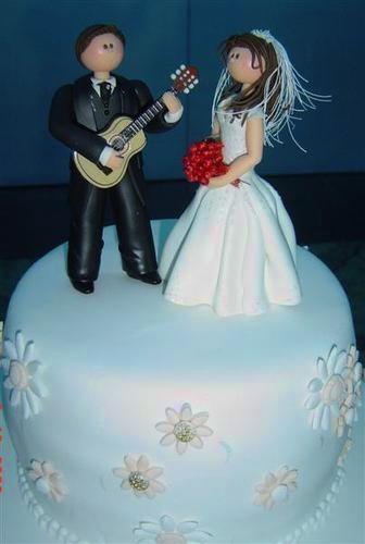 torta guitarra - TORTAS NOVIOS novios torta guitarra - venta de tortas ...